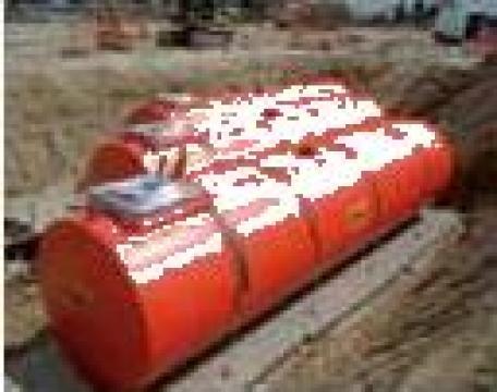 Rezervor subteran motorina 8000 litri de la Simba's Group Srl
