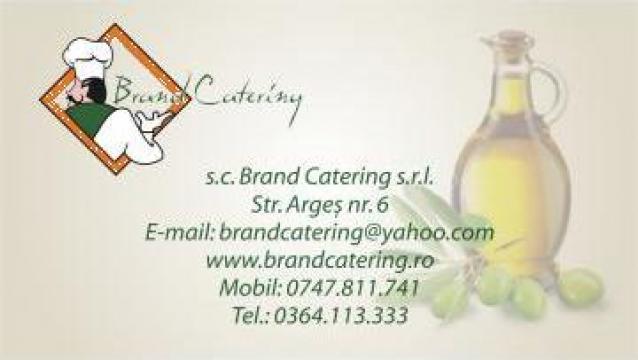 Meniul zilei de la Brand Catering Srl