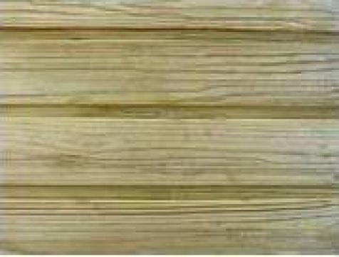 Sipca lemn brad 5x2,5 (tabla lindab)