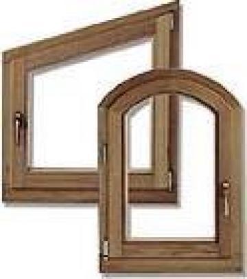 Feronerie ferestre lemn stratificat Maco de la Gip Srl