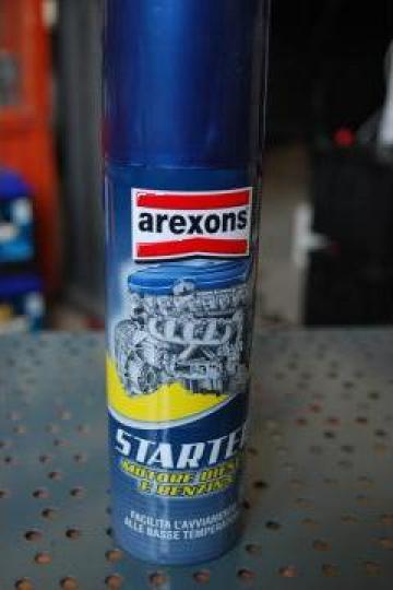 Spray pentru pornire motor de la Mvv Logan Auto Srl