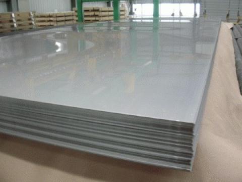 Tabla aluminiu 2x1250x2500 mm, Al 99.5%, ENAW 1050 H24 de la MRG Stainless Group Srl