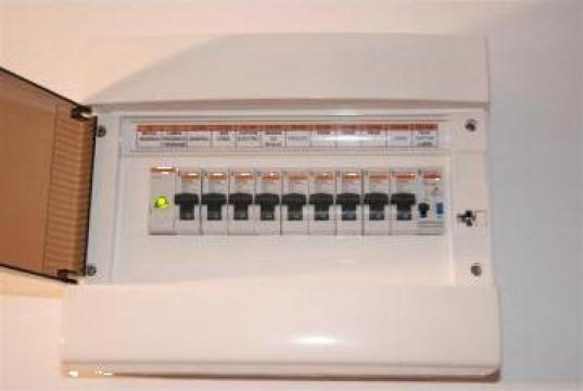 Instalatii electrice de la Electronet Instalatii Srl