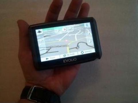 Sistem GPS auto pentru camion Evolio IGO Primo Truck 2013 de la Mservice
