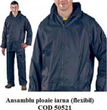 Costum protectie ploaie flexibil 50521 de la Katanca Srl