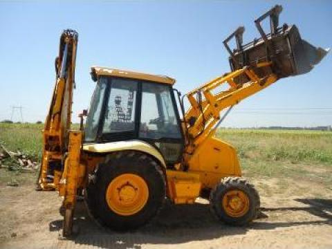 Buldoexcavator JCB 3 CX de la Coly Trans