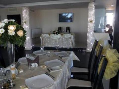 Aranjamente nunti, botezuri si alte evenimente speciale Arad de la Pfa Manitiu M Adina