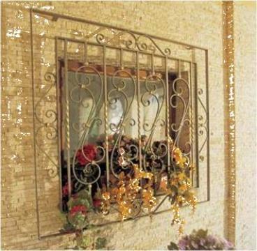 Grilaje de protectie pentru ferestre