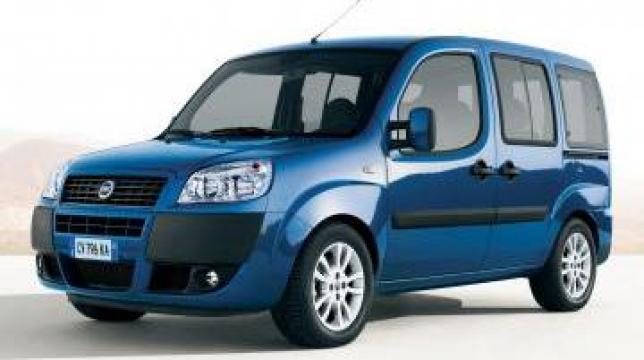 Montaj parbriz Fiat Doblo, Panda, Punto, Linea, Stilo de la Automotive Glass Service Srl