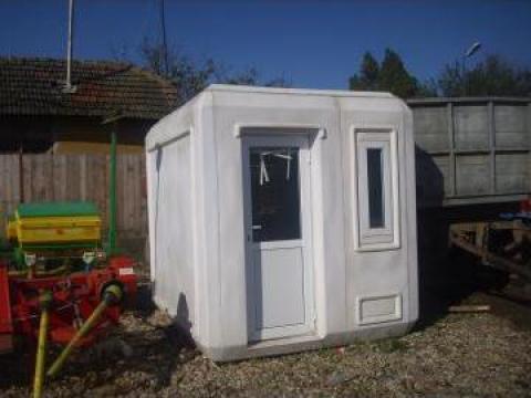 Modul container paza de la Ivagro Srl