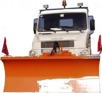 Lama zapada usoara camionete