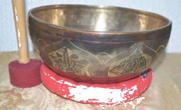 Bol Tibetan 23 cm diametru de la