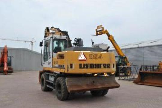 Intretinere, reparatii excavatoare, buldozere, incarcatoare
