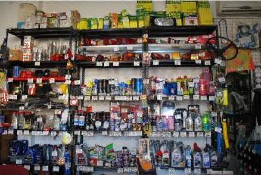 Furtunuri sertizate, filtre, lampi, racorduri esapament