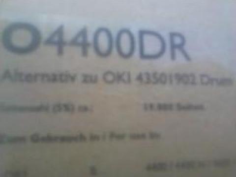 Drum unit Oki 4350 I 903 - O4400DR de la