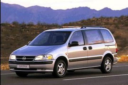 Montaj parbriz Opel Movano, Sintra, Vivaro, Zafira de la Automotive Glass Service Srl