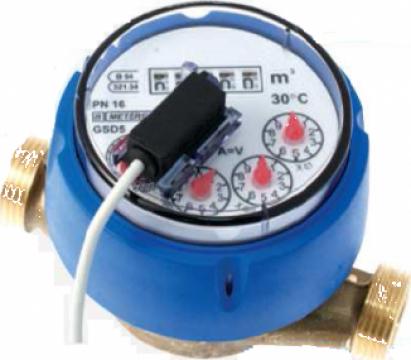 Contor apa rece/calda BMeters- DN 15, DN 20