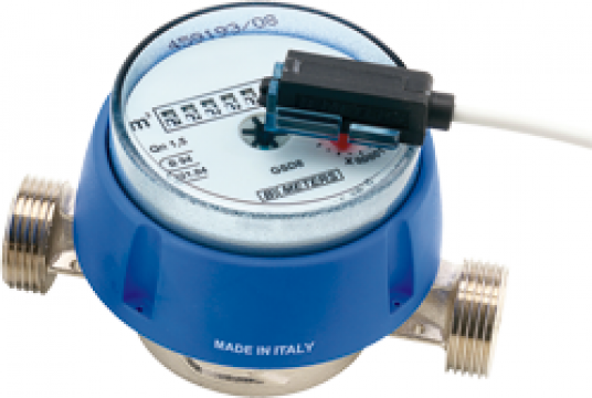 Contor de apa rece/calda BMeters GSD8-RDN 15, DN 20