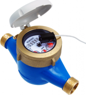 Contor de apa rece/calda BMeters GMDX-R - DN 15 - DN 50