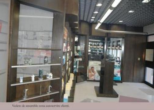 Mobilier si aparatura - dotare completa farmacie Germania de la Farmacie Hessen