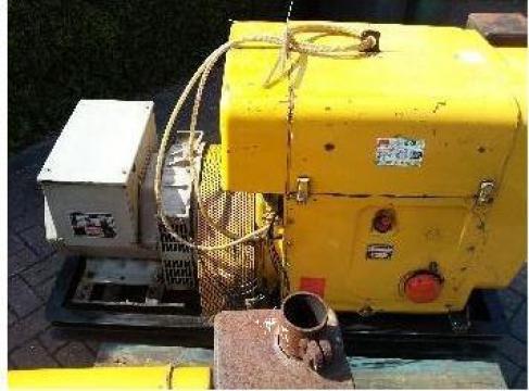 Generator de curent Hatz Diesel - 20 KVA de la Mecano Construct Srl