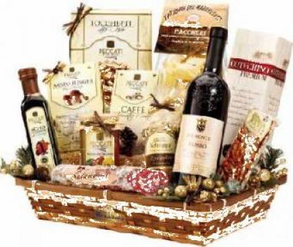 Cos cadou Campagnolo pentru Sf. Valentin si Dragobete de la Italian Market Distribution