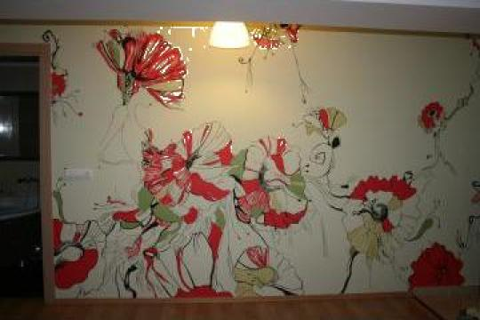 Picturi pe pereti de la Arhitect Alina Cristina Dinu