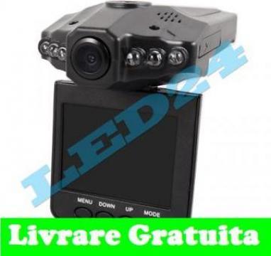 Camera Video Auto Dvr Cu Display Lcd De 2 5 Inch Support de la Csm Ledshop Srl