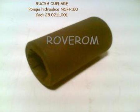 Bucsa cuplare pompa hidraulica Borex de la Roverom Srl