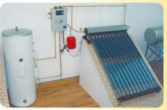 Instalatie solara 100l inox