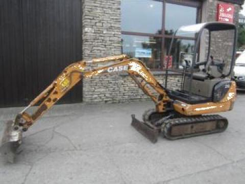Miniexcavator Case CX16B de la Grup Utilaje Srl