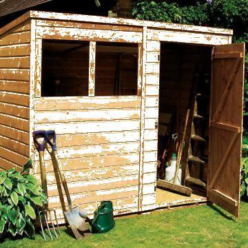 Casute lemn pentru curte, piscina sau gradina de la Rollux Construct