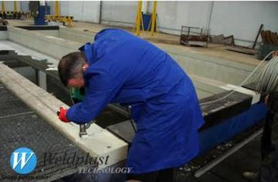 Servicii sudura de la Weldplast Technology Srl