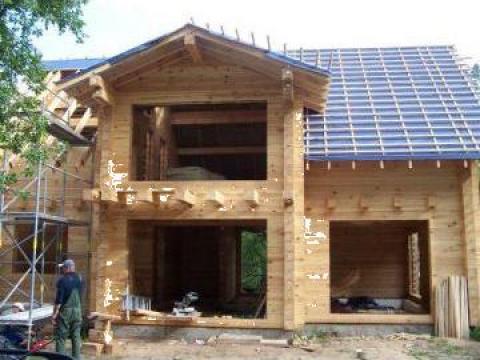 Constructii case, mansarde, acoperisuri de la Case Americane 2000