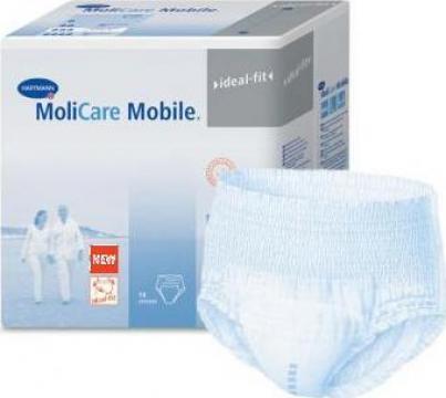 Chilot incontinenta MoliCare Mobile Small de la Puzzle Solutions Srl