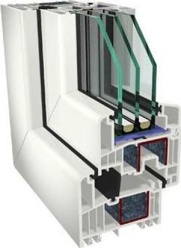 Profil termopan Gealan s9000 de la Gamaterm Design
