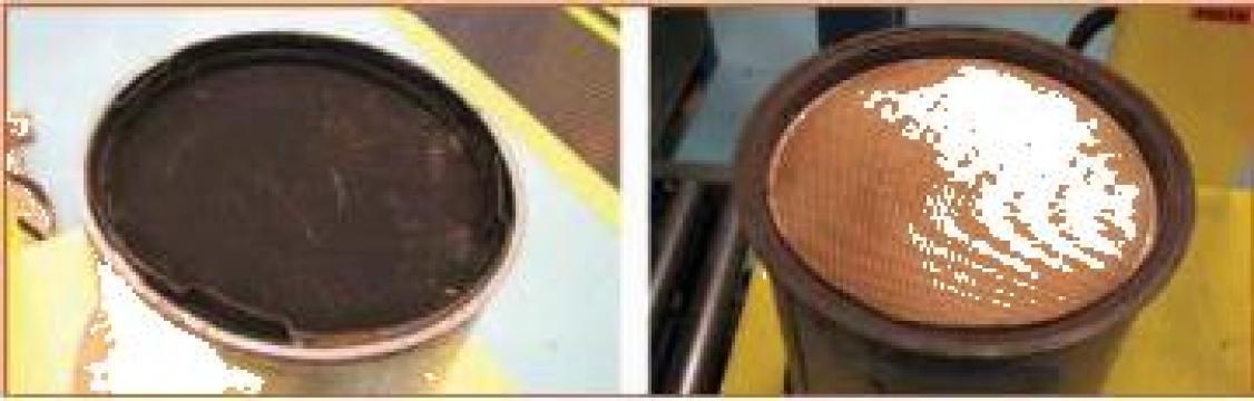 Curatare filtru de particule DPF/FAP