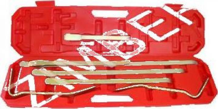 Trusa dalta, leviere, tinichigerie de la Zimber Tools