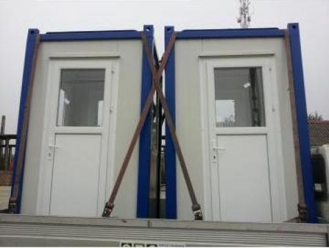 Container cabina paza