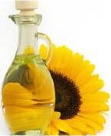 Srot de floarea soarelui de la