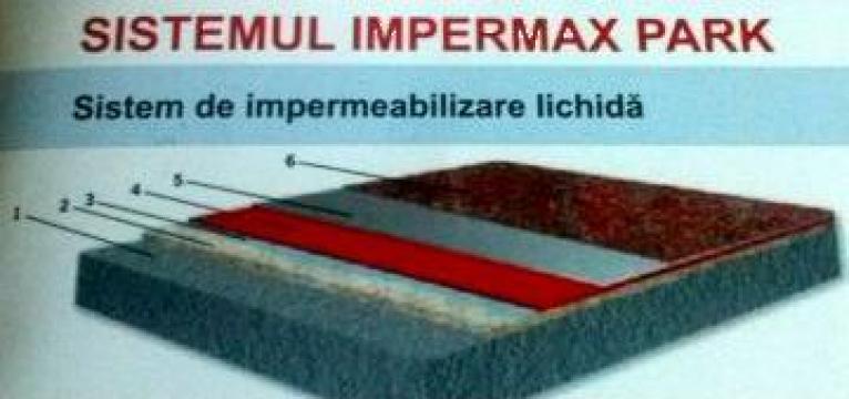 Sistem hidroizolare si protectia parcarilor Impermax Park de la Professional Woaterprooting