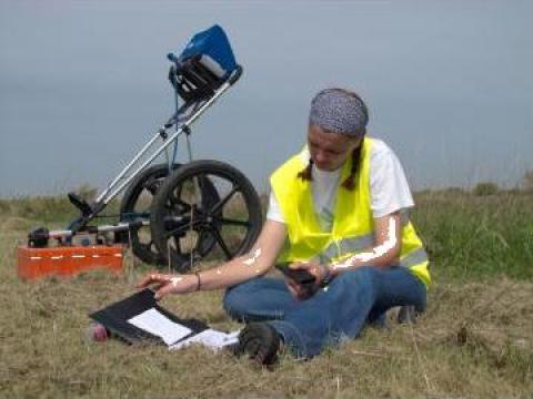 Investigatii geofizice - Georadar (GPR)