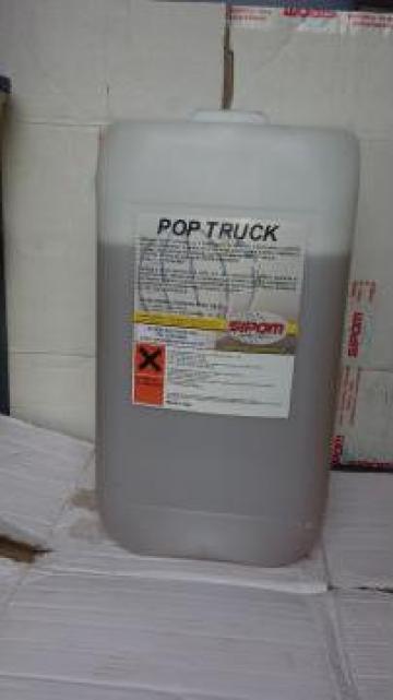 Detergent lichid monofazic Pop Truck
