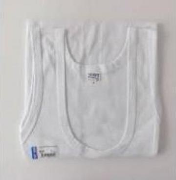 Maieu barbatesc 100% bumbac de la Huti Textil Ltd
