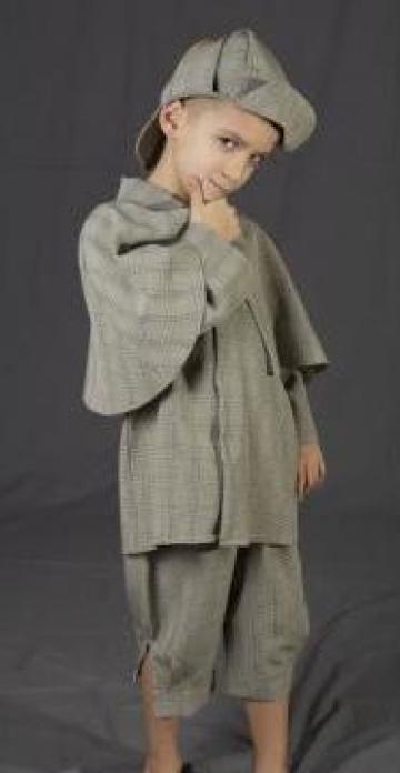 Costum serbare Sherlock Holmes 939 de la Sabine Decor Shop Srl-d