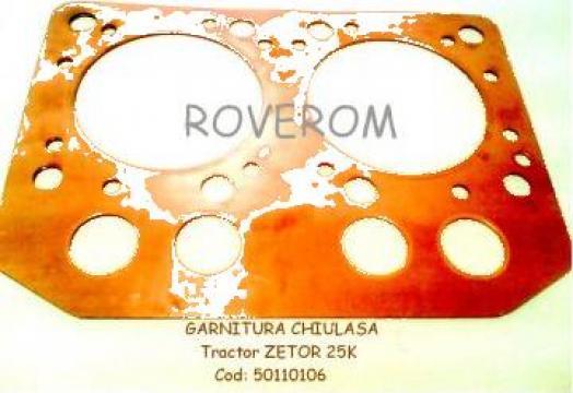 Garnitura chiuloasa Zetor 25k/A de la Roverom Srl