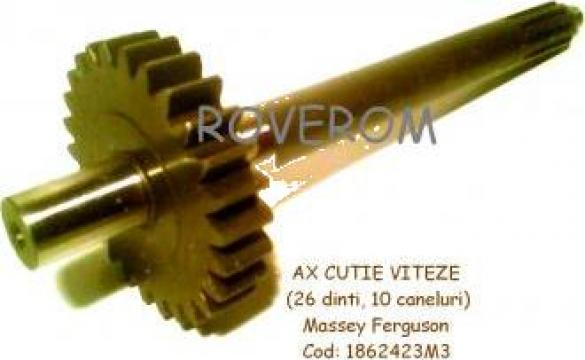 Ax Z=26/10 cutie viteze Massey Ferguson