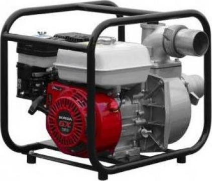 Service, reparatie motoare motopompe ape curate, uzate