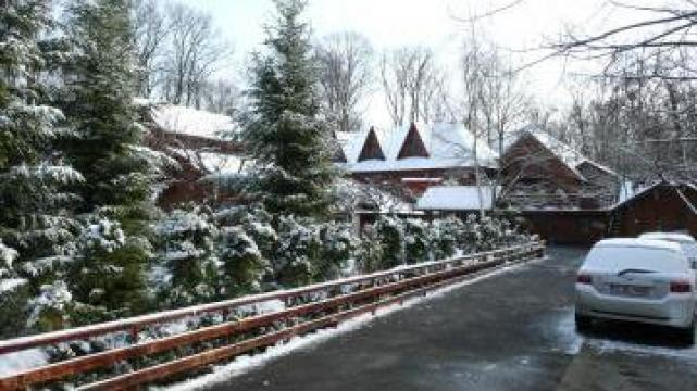 Revelion in Bucuresti ca la munte