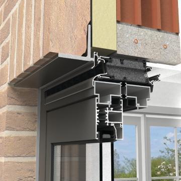 Sisteme ventilatie naturala de la Inovativ Aspect SRL